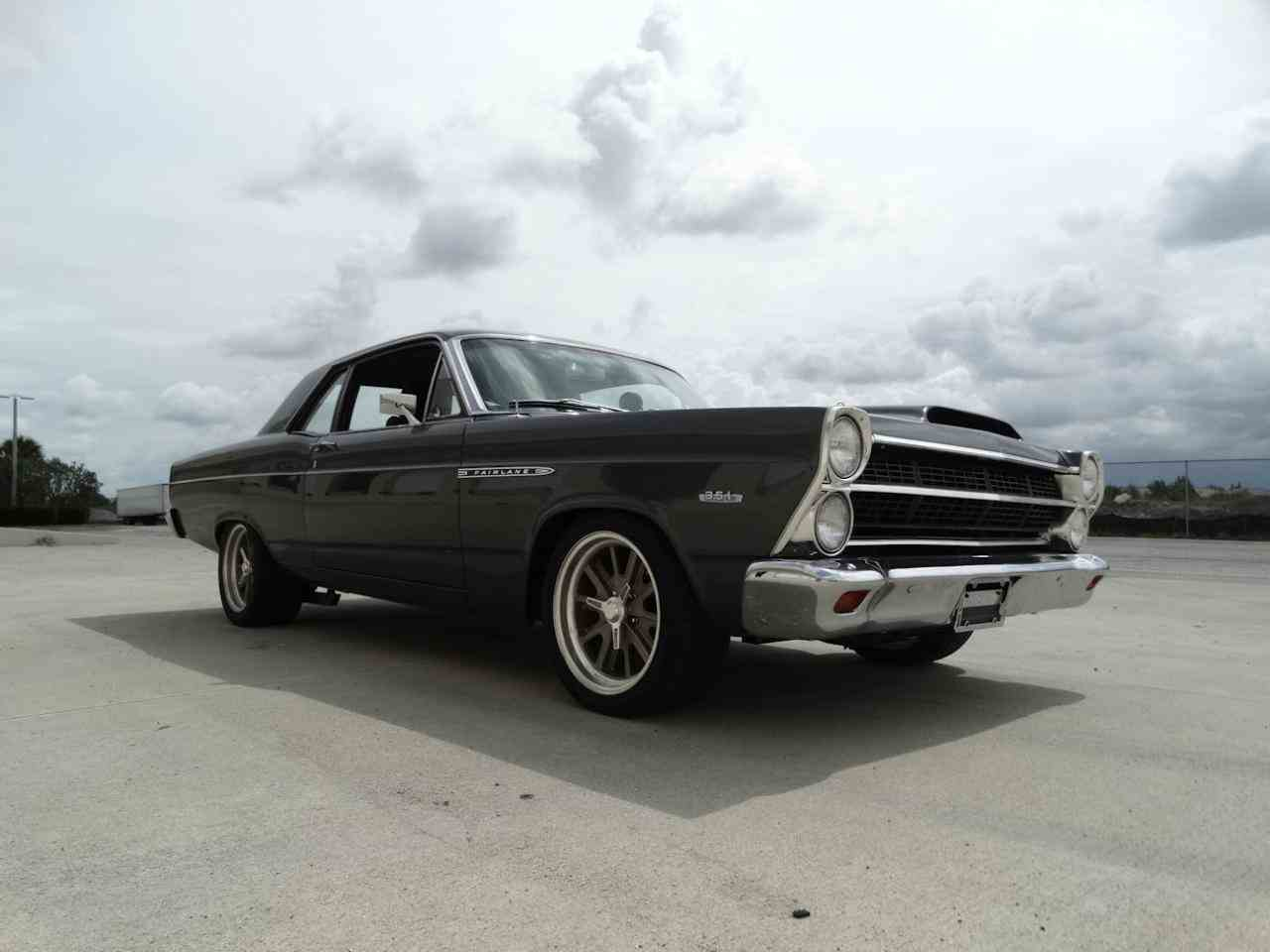 Large Picture of '67 Fairlane located in Coral Springs Florida - L7H3