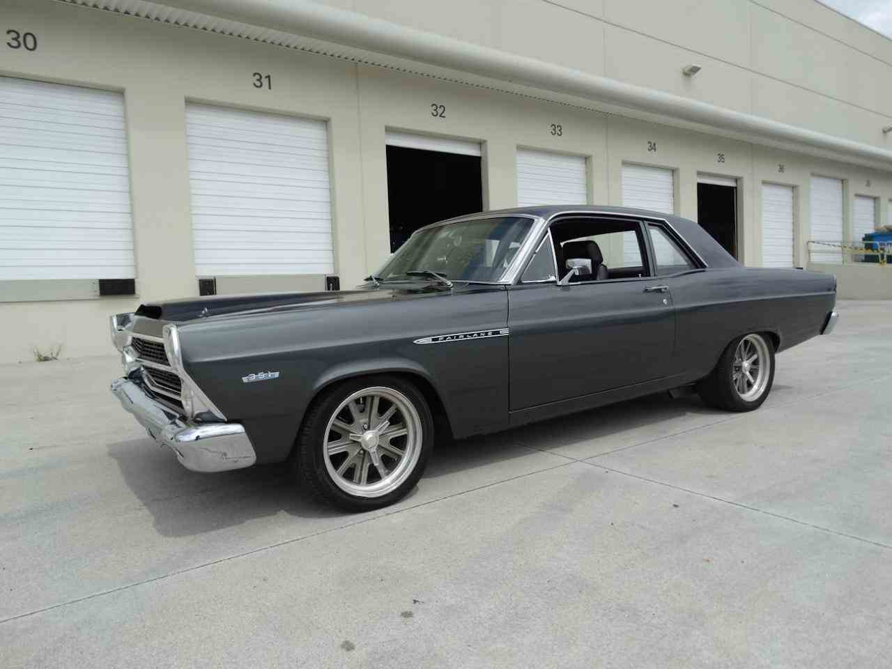 Large Picture of Classic '67 Fairlane located in Florida - $27,995.00 Offered by Gateway Classic Cars - Fort Lauderdale - L7H3