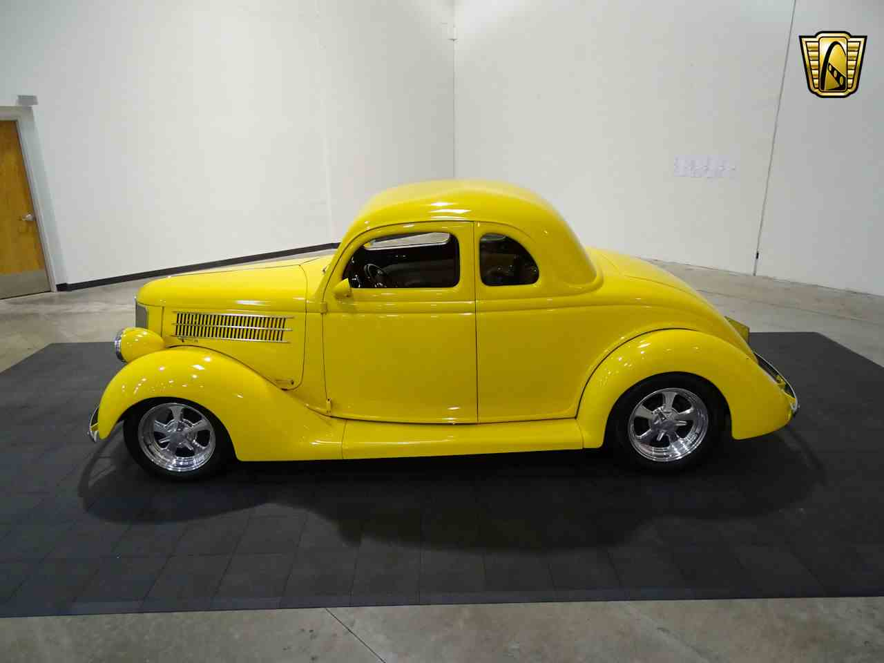 Large Picture of '36 5-Window Coupe - L7H9