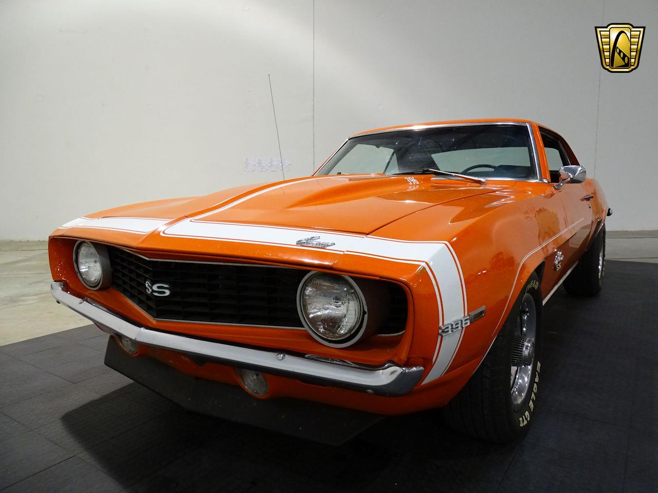 Large Picture of '69 Camaro - L7HA