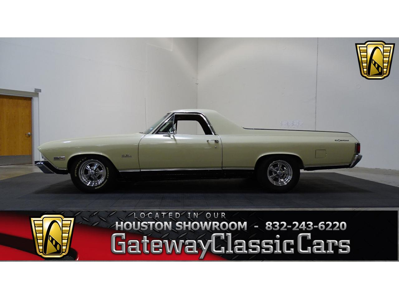 Large Picture of '68 Chevrolet El Camino - $28,595.00 Offered by Gateway Classic Cars - Houston - L7HC
