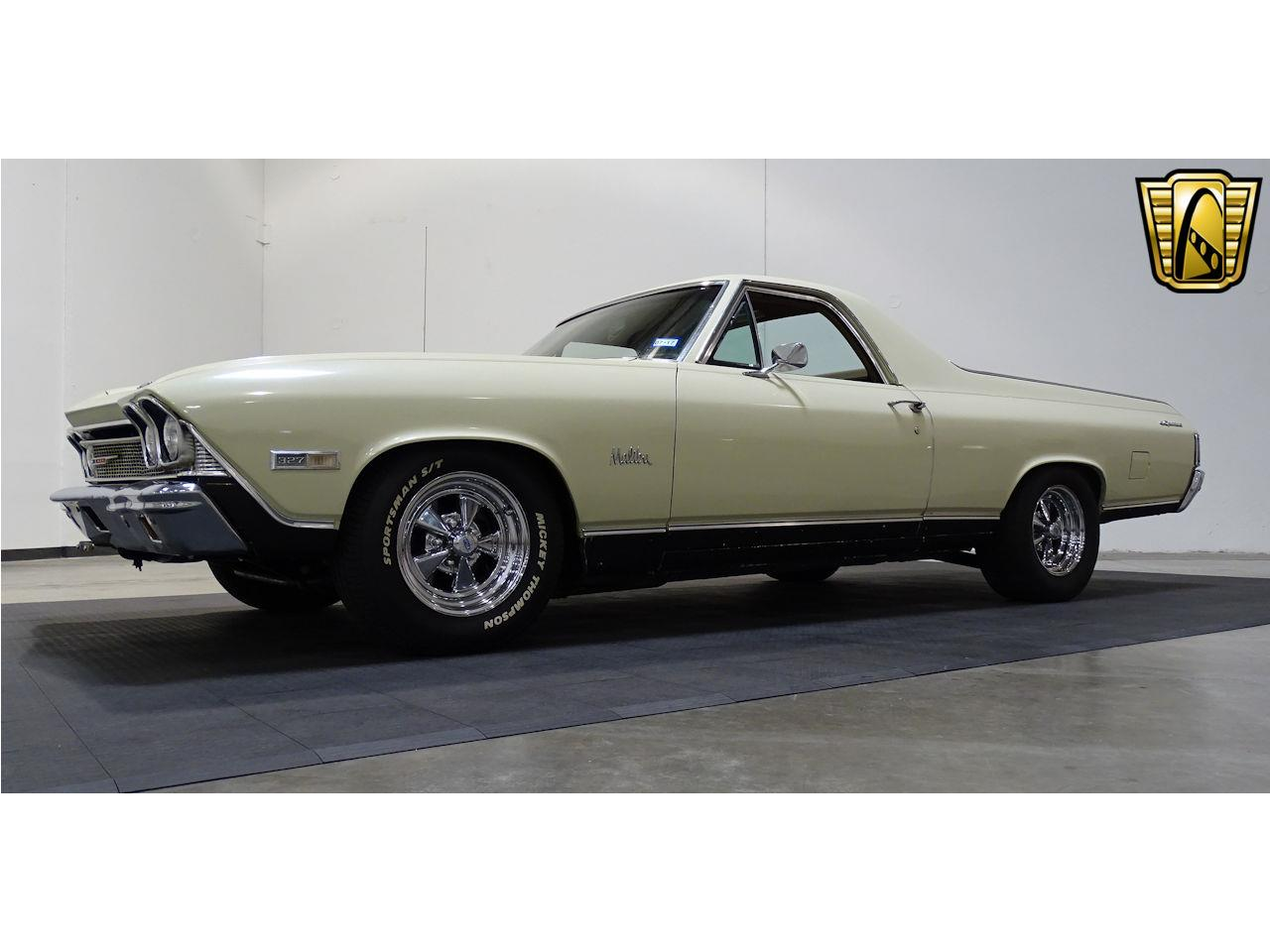 Large Picture of 1968 El Camino located in Texas Offered by Gateway Classic Cars - Houston - L7HC