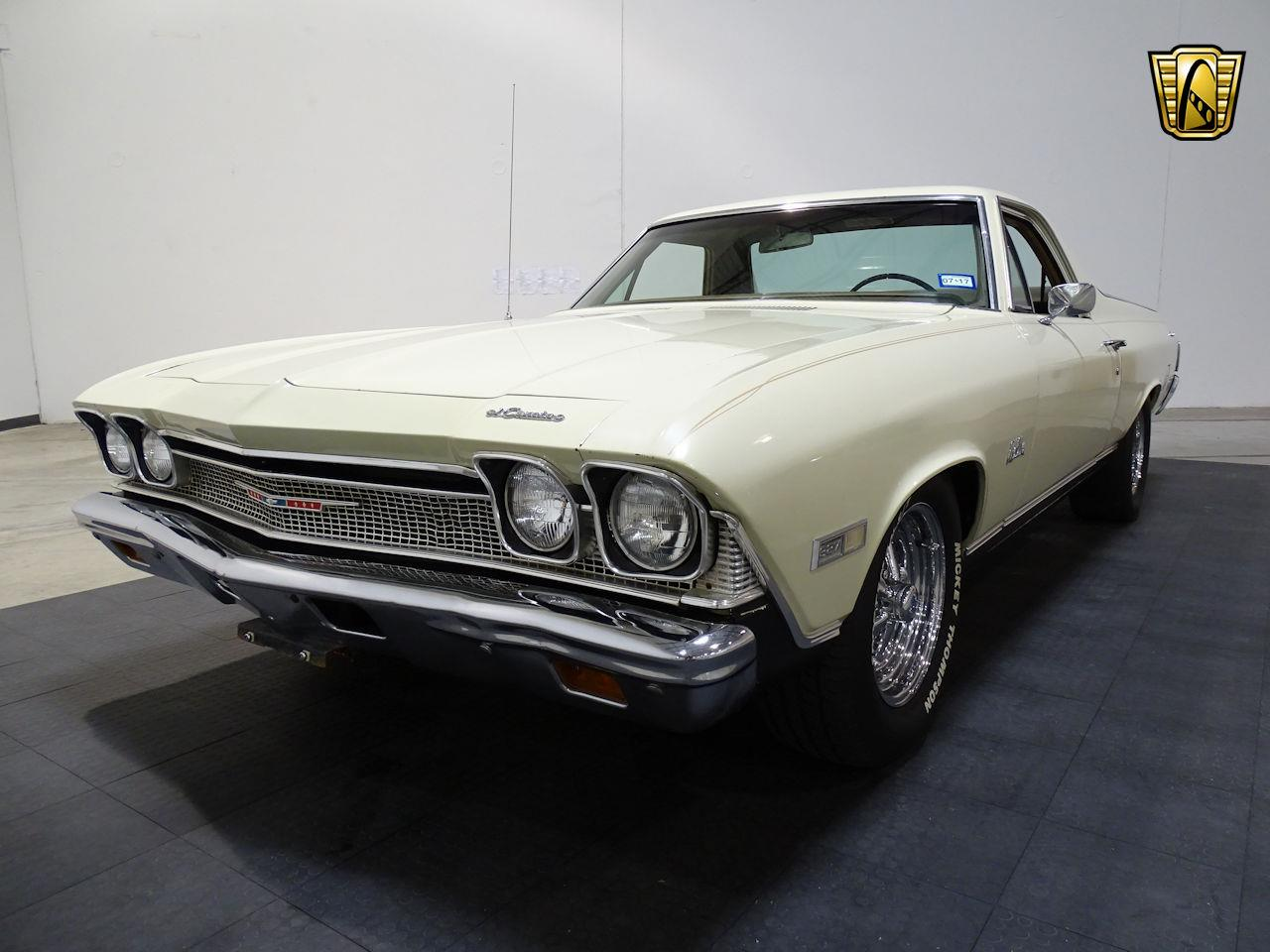 Large Picture of Classic '68 El Camino located in Houston Texas - L7HC