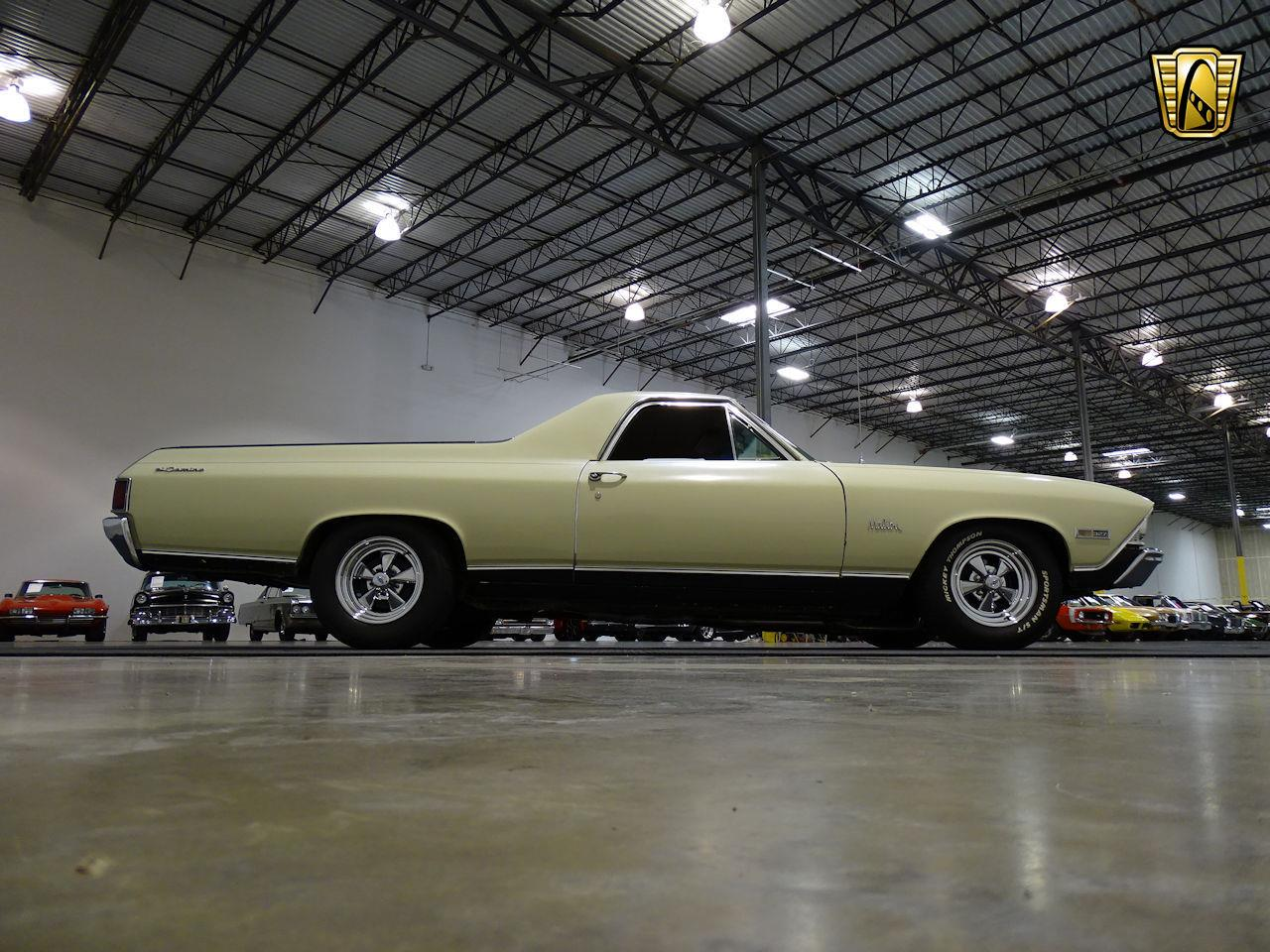 Large Picture of 1968 Chevrolet El Camino Offered by Gateway Classic Cars - Houston - L7HC
