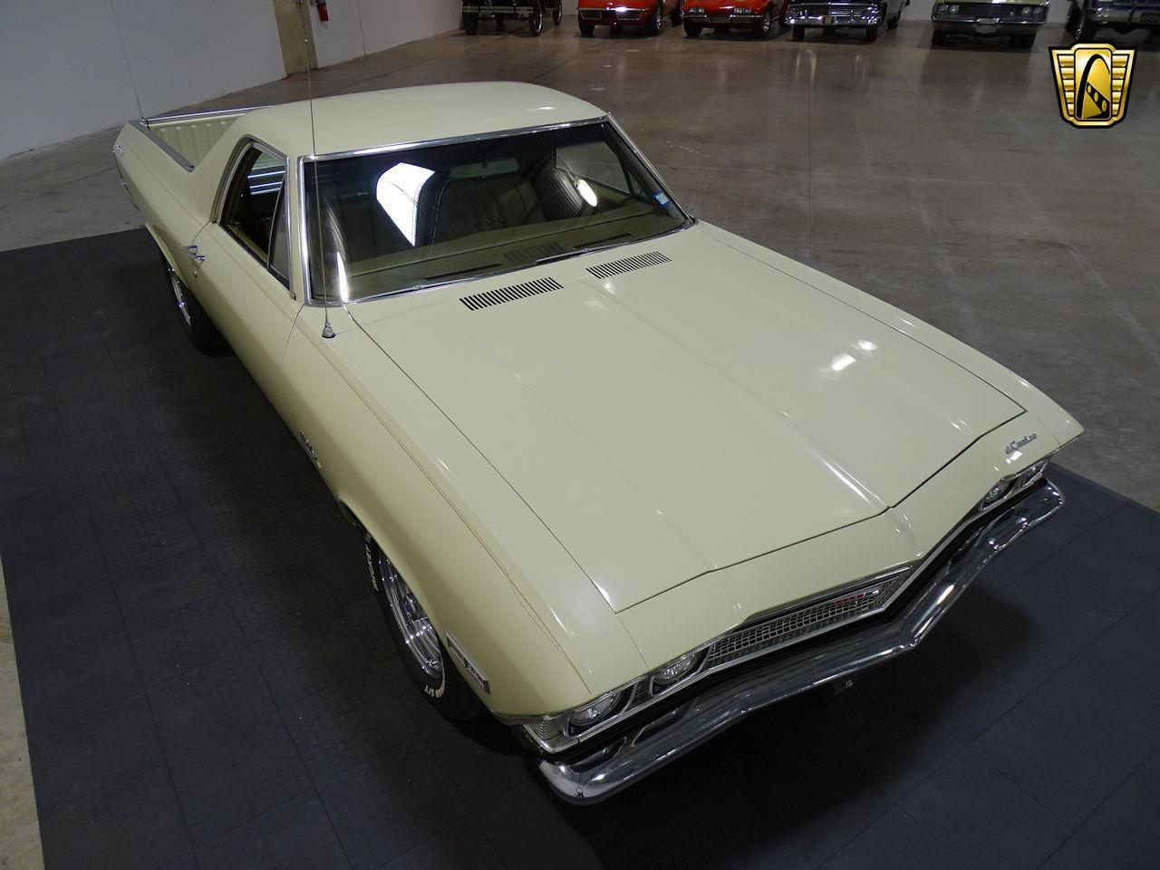 Large Picture of '68 El Camino Offered by Gateway Classic Cars - Houston - L7HC