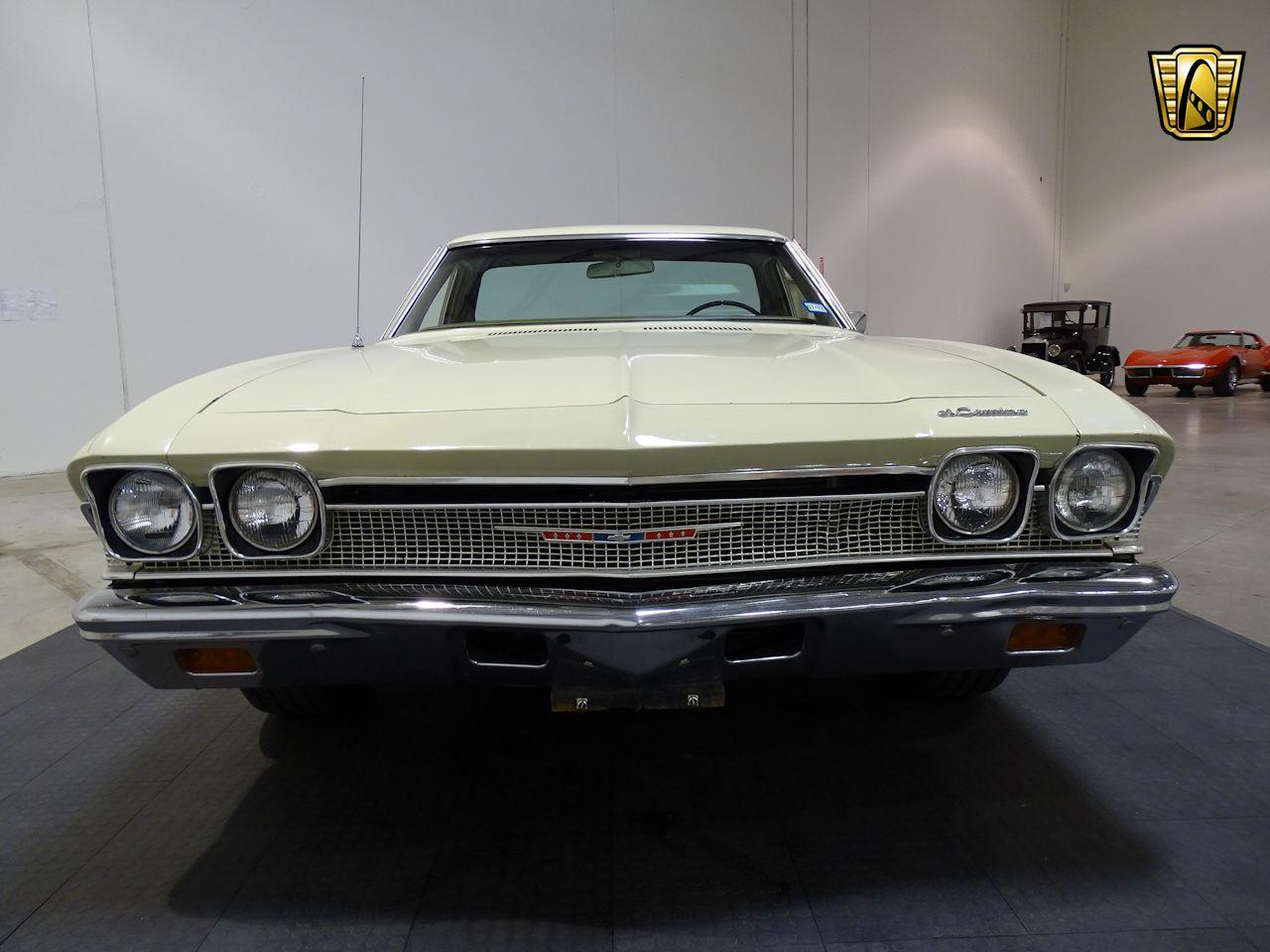 Large Picture of Classic '68 Chevrolet El Camino Offered by Gateway Classic Cars - Houston - L7HC