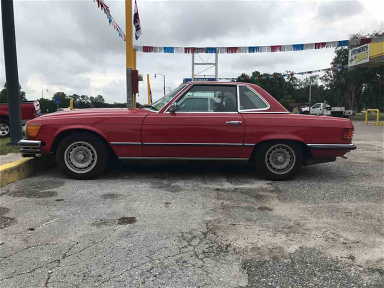 Large Picture of '72 450SL located in Tavares Florida - $10,500.00 - L7HE