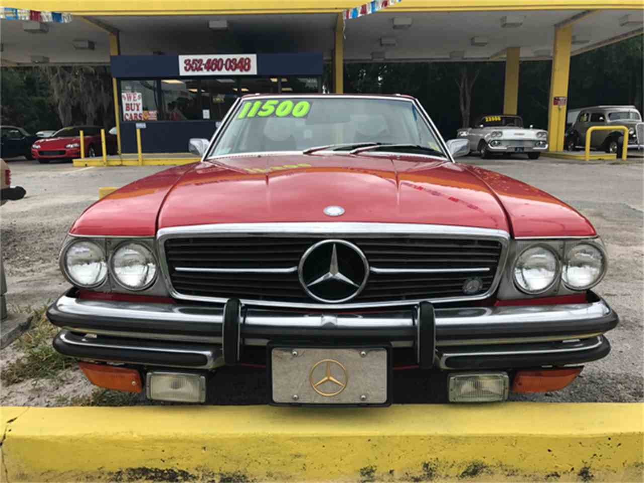 Large Picture of Classic 1972 450SL - $10,500.00 - L7HE