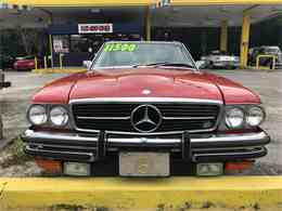 Picture of 1972 450SL located in Tavares Florida Offered by Seth Lee Auto Sales - L7HE