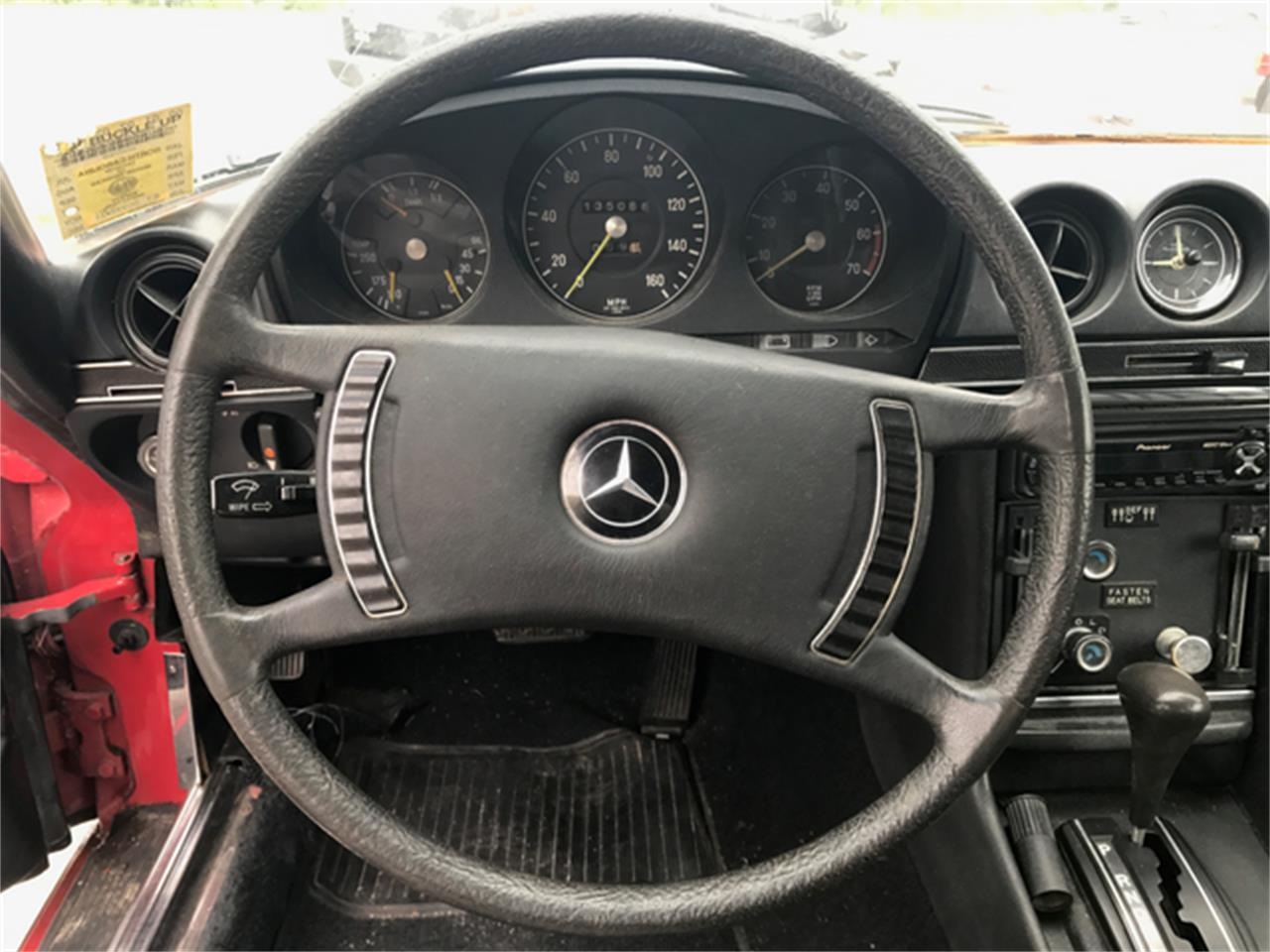 Large Picture of '72 450SL - L7HE
