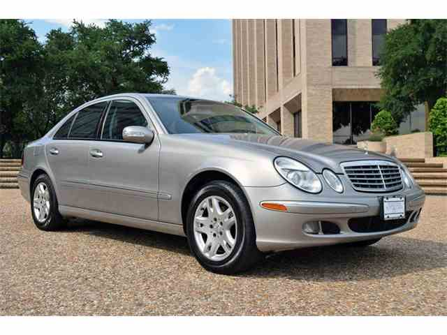 Picture of '06 Mercedes-Benz E-Class located in Fort Worth Texas - $9,995.00 - L7HT
