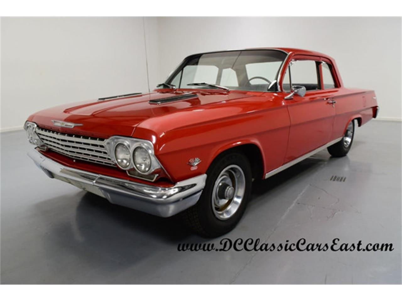 Large Picture of Classic '62 Chevrolet Biscayne located in Mooresville North Carolina - L7HW