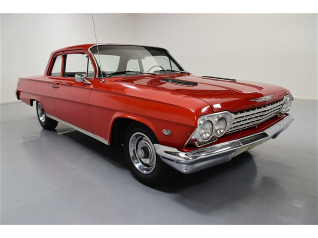 Large Picture of '62 Chevrolet Biscayne located in North Carolina - L7HW