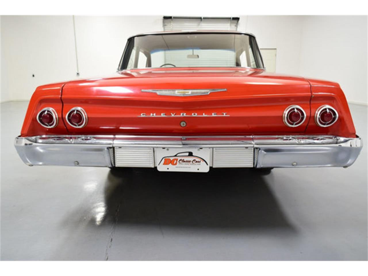 Large Picture of Classic '62 Biscayne Offered by Shelton Classics & Performance - L7HW