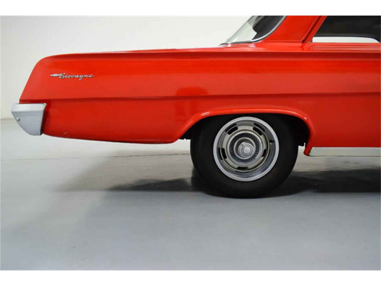 Large Picture of Classic '62 Chevrolet Biscayne located in Mooresville North Carolina - $15,995.00 Offered by Shelton Classics & Performance - L7HW
