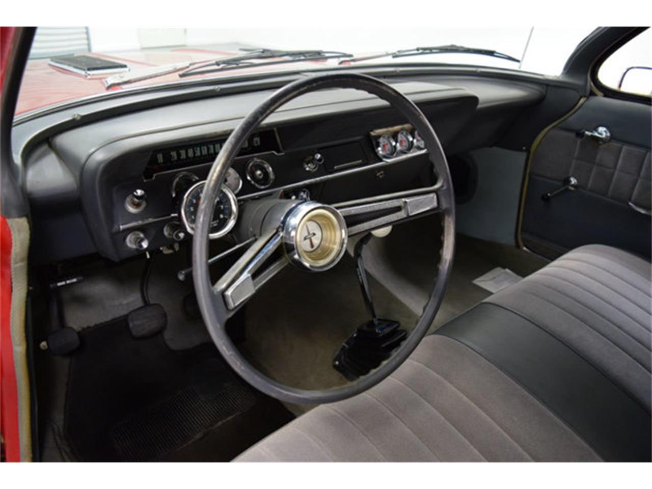 Large Picture of 1962 Chevrolet Biscayne located in Mooresville North Carolina - L7HW