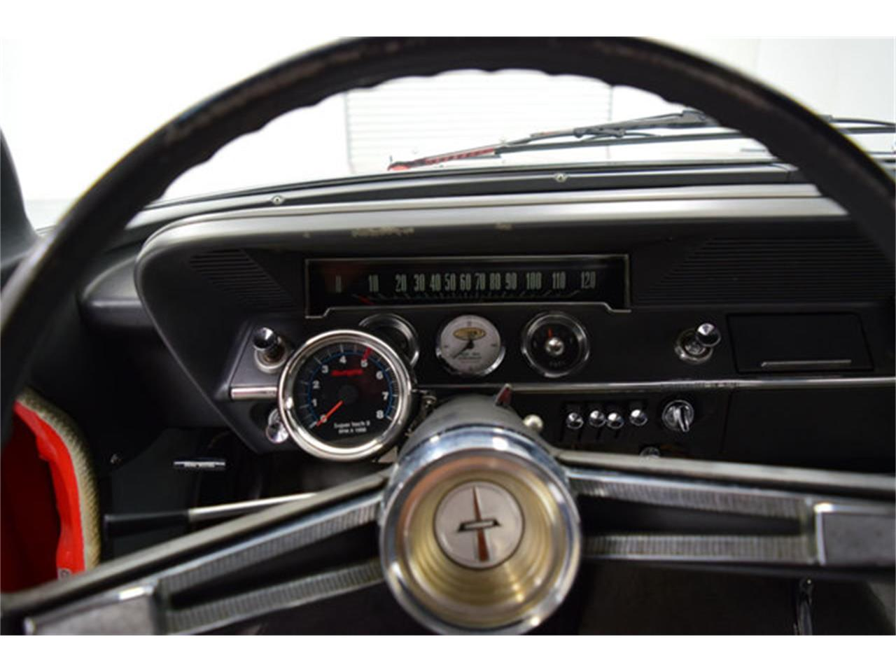 Large Picture of 1962 Chevrolet Biscayne Offered by Shelton Classics & Performance - L7HW