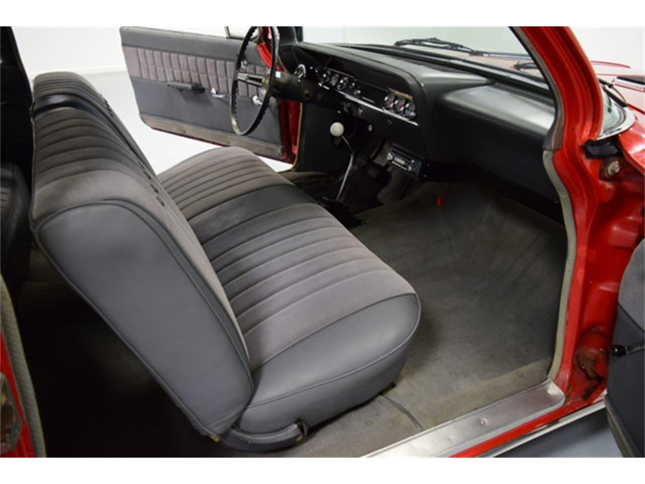 Large Picture of Classic 1962 Chevrolet Biscayne - $15,995.00 Offered by Shelton Classics & Performance - L7HW