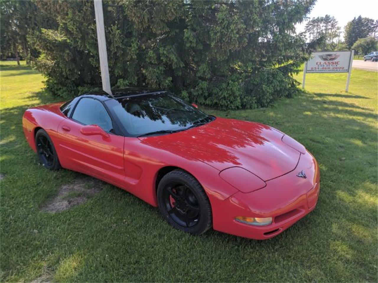 Large Picture of 2000 Corvette - L7I1