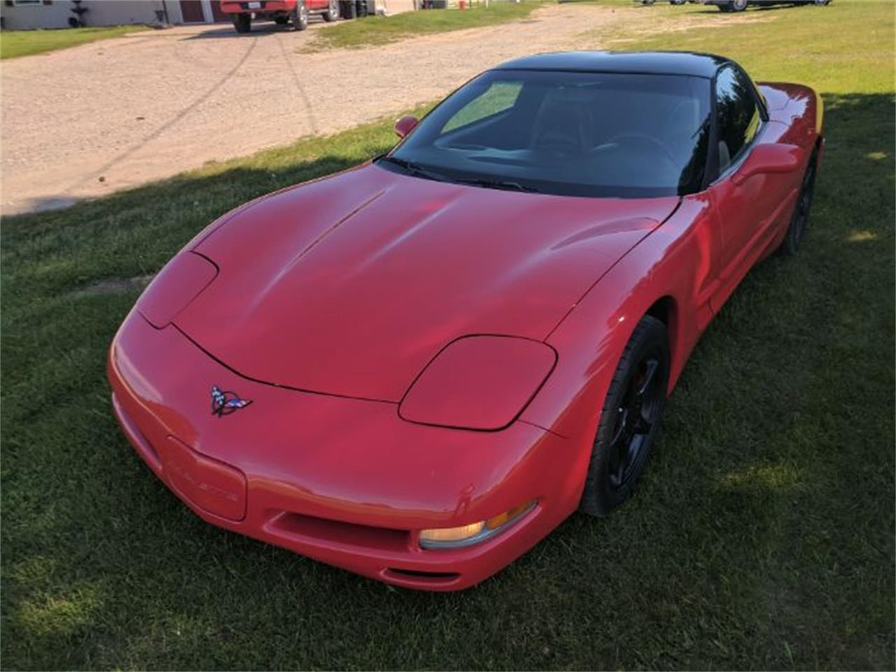 Large Picture of '00 Chevrolet Corvette Offered by Classic Car Deals - L7I1
