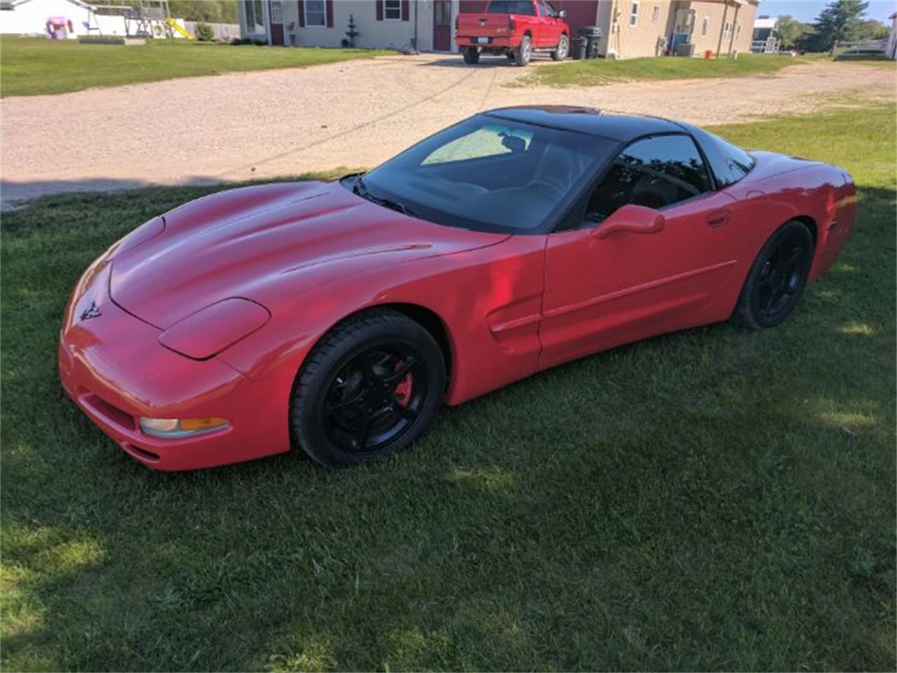 Large Picture of '00 Chevrolet Corvette located in Michigan - $13,900.00 - L7I1