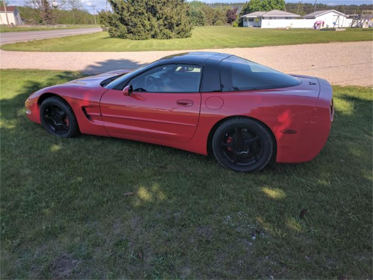 Large Picture of 2000 Chevrolet Corvette located in Michigan Offered by Classic Car Deals - L7I1