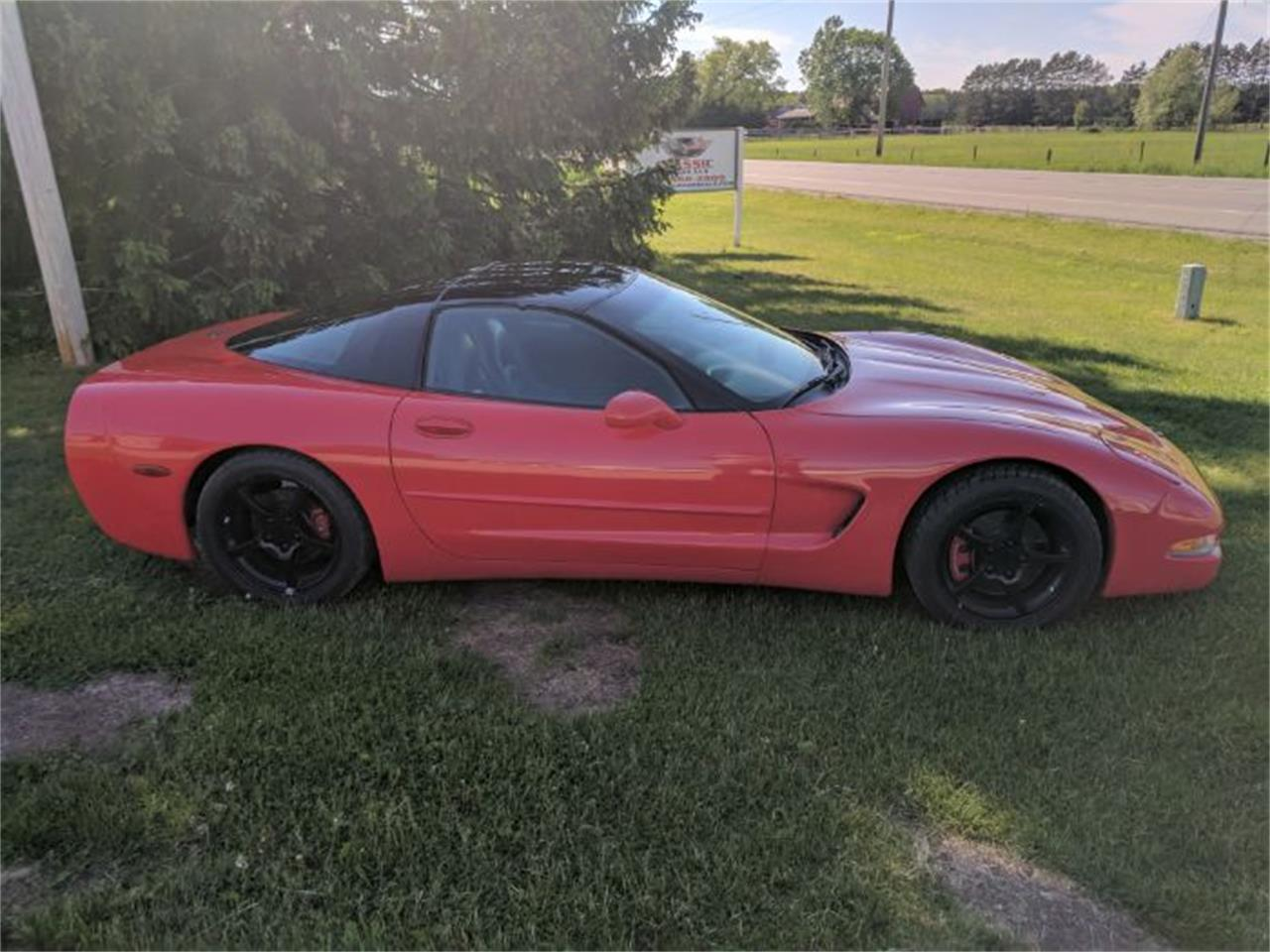 Large Picture of '00 Chevrolet Corvette located in Cadillac Michigan - L7I1