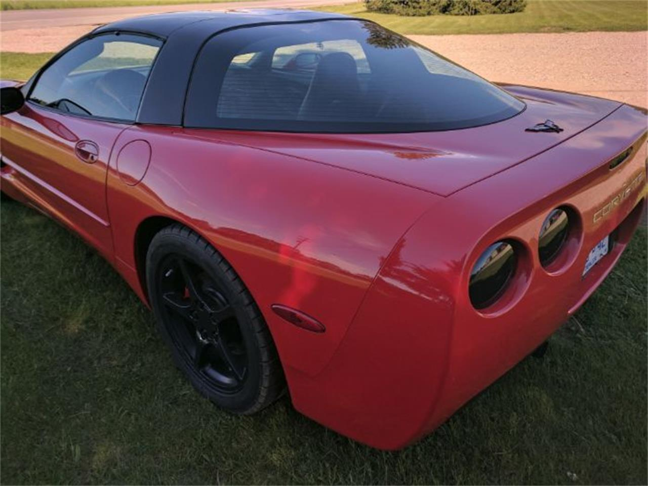 Large Picture of 2000 Chevrolet Corvette Offered by Classic Car Deals - L7I1