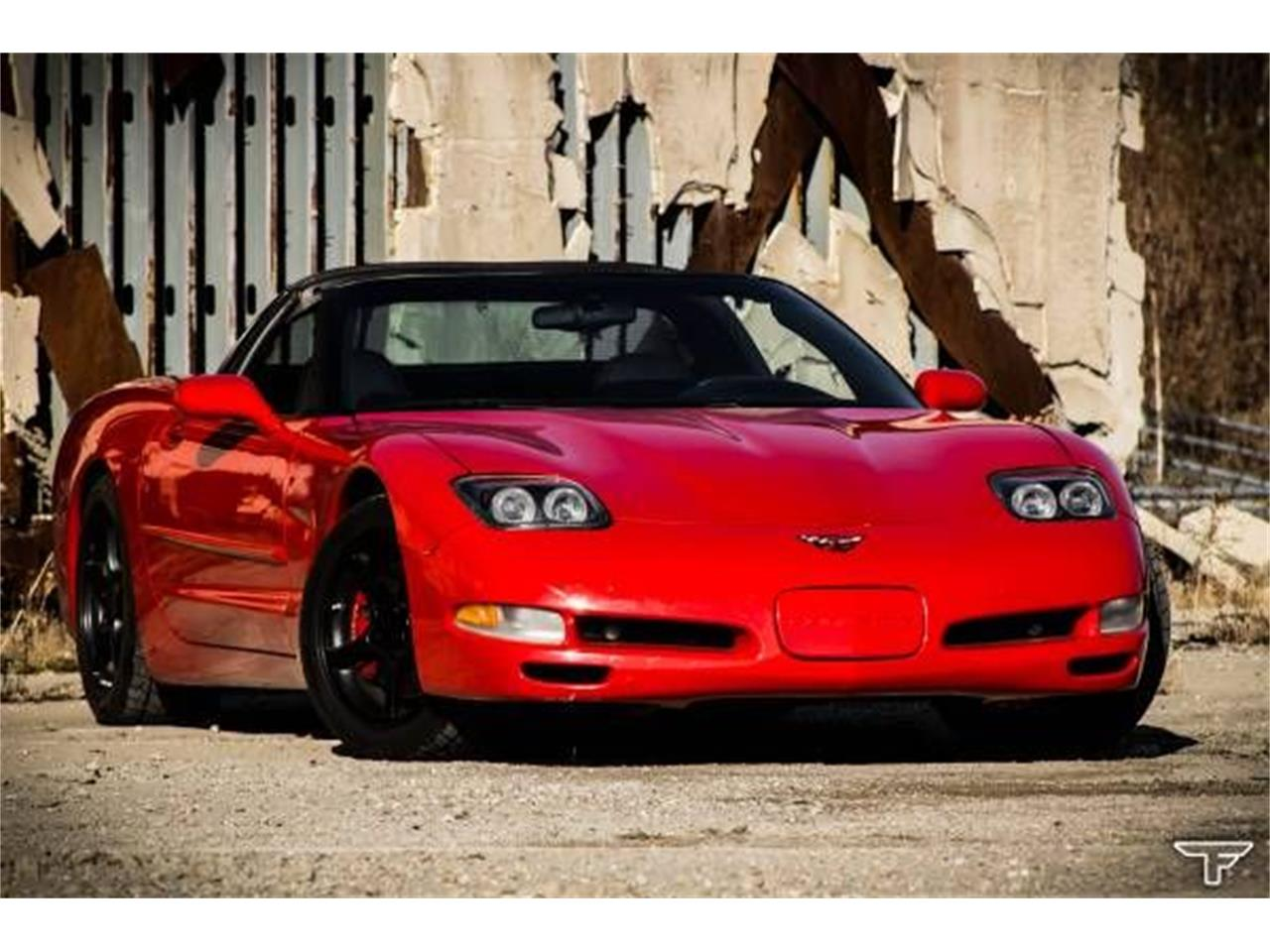 Large Picture of 2000 Corvette located in Michigan Offered by Classic Car Deals - L7I1