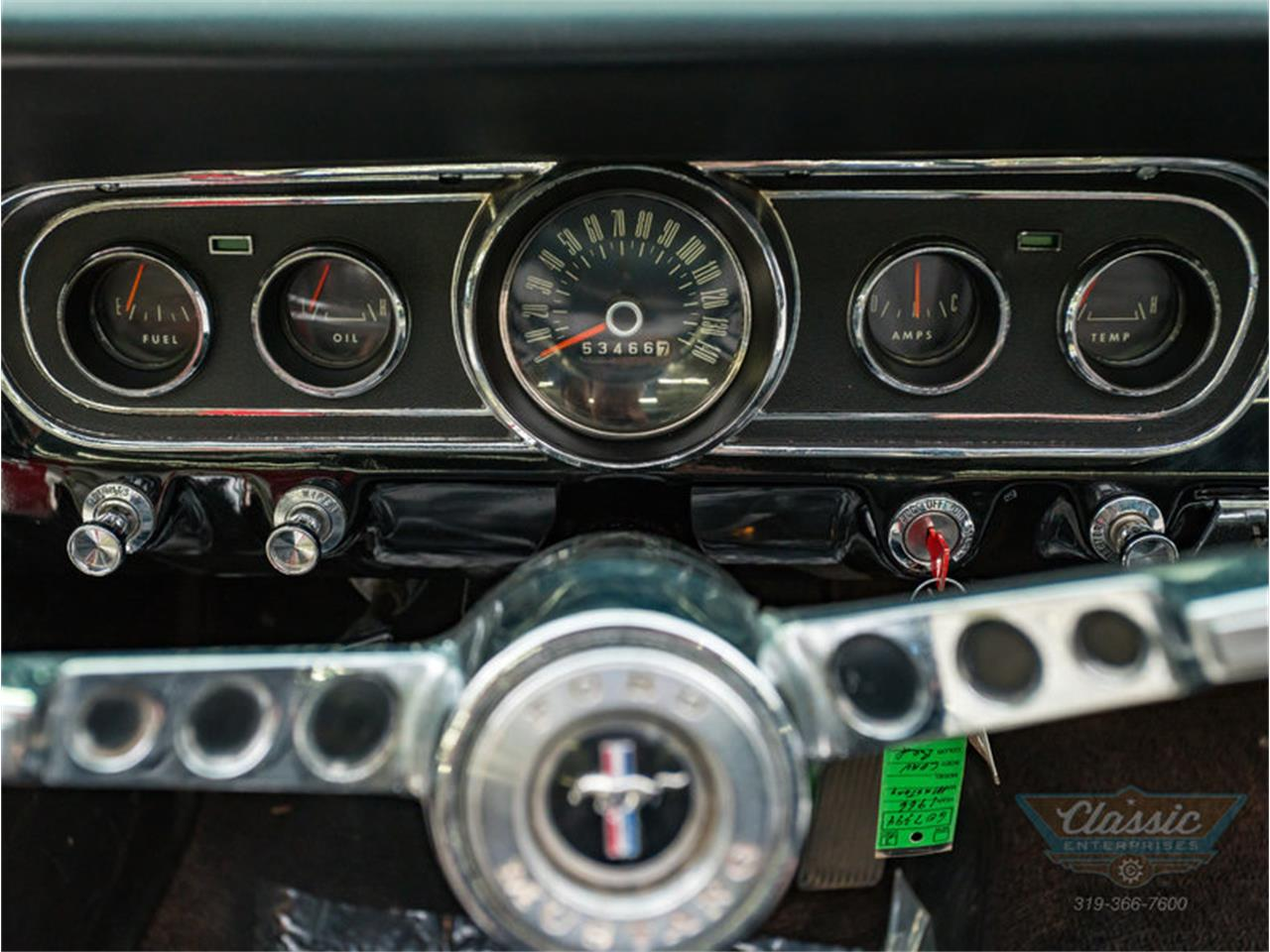 Large Picture of '66 Mustang - L7IH