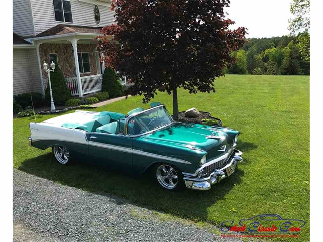 Large Picture of '56 Bel Air - L7II