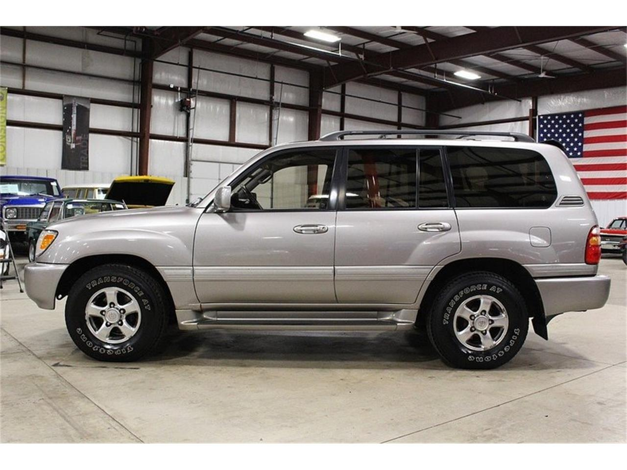 2001 Toyota Land Cruiser Fj For Sale Cc 980953 Large Picture Of 01 L0wp