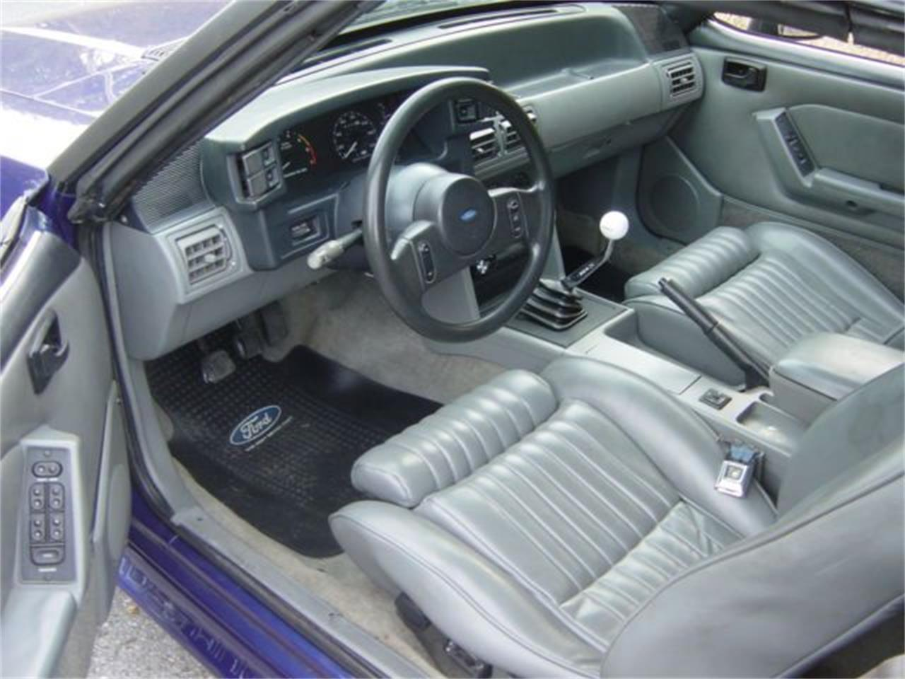 Large Picture of '88 Mustang - L7J7