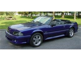 Picture of 1988 Ford Mustang located in Tennessee Offered by Maple Motors - L7J7