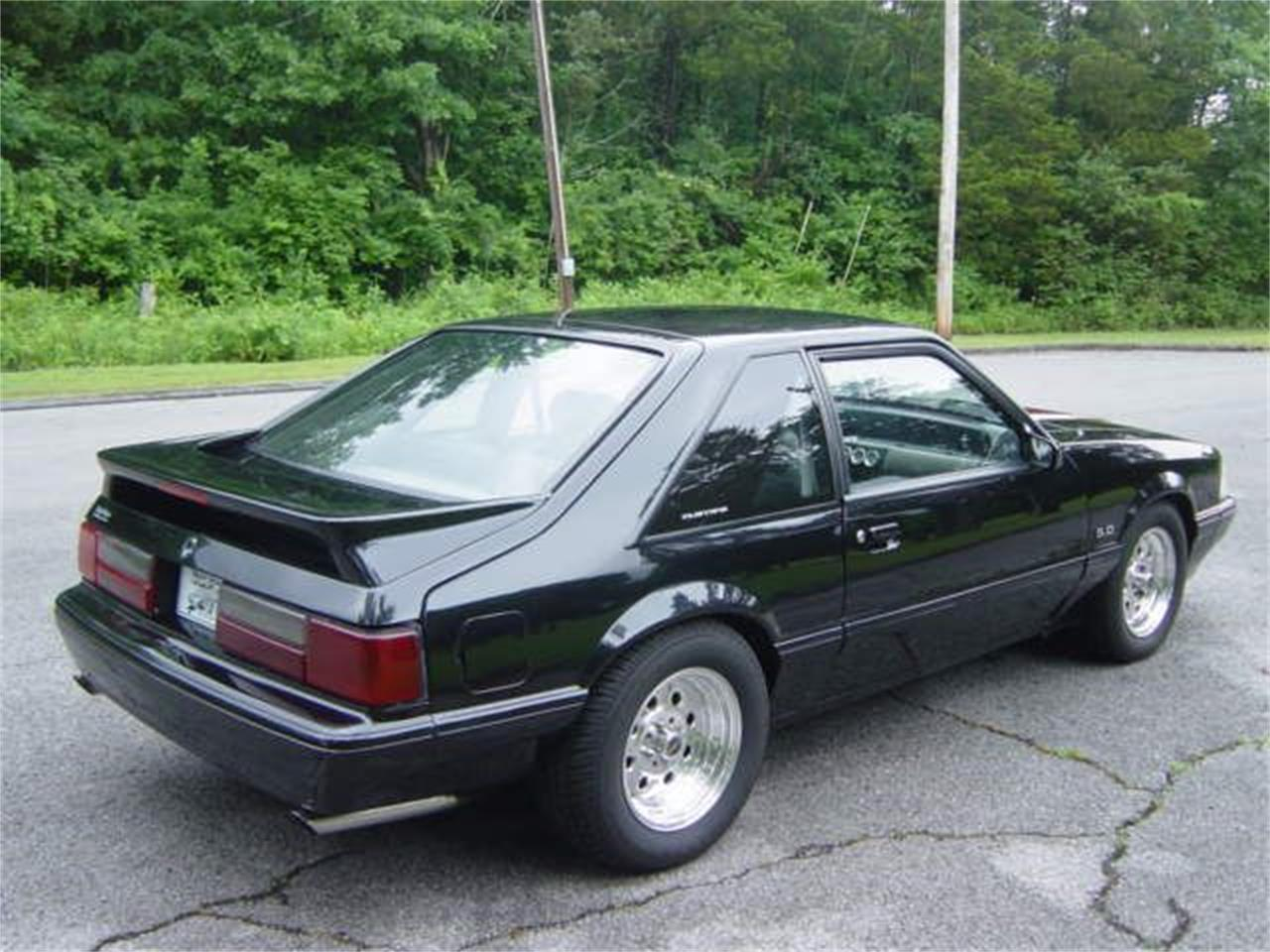 Large Picture of '90 Mustang - L7JE
