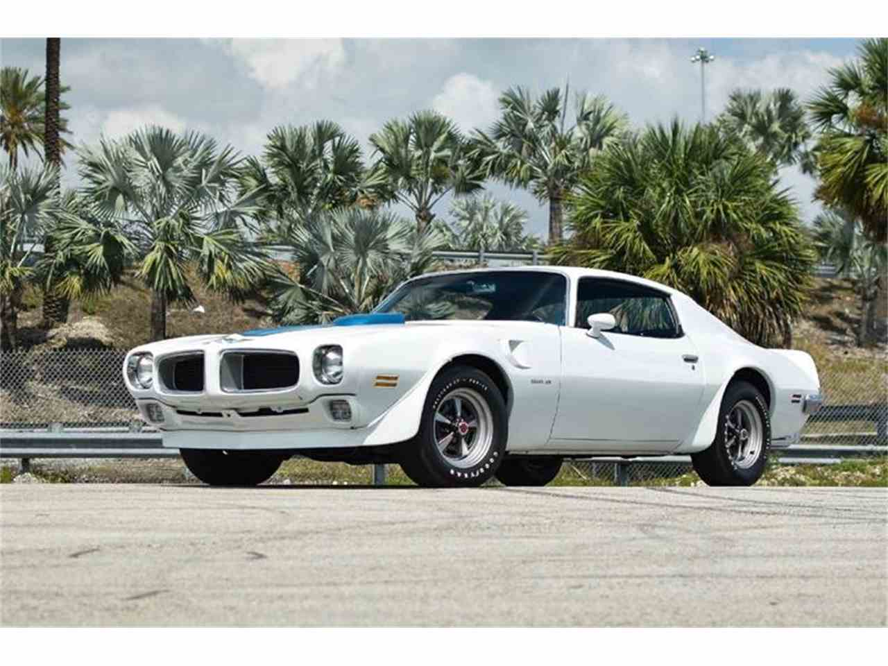 1970 pontiac firebird trans am for sale cc 989562. Black Bedroom Furniture Sets. Home Design Ideas