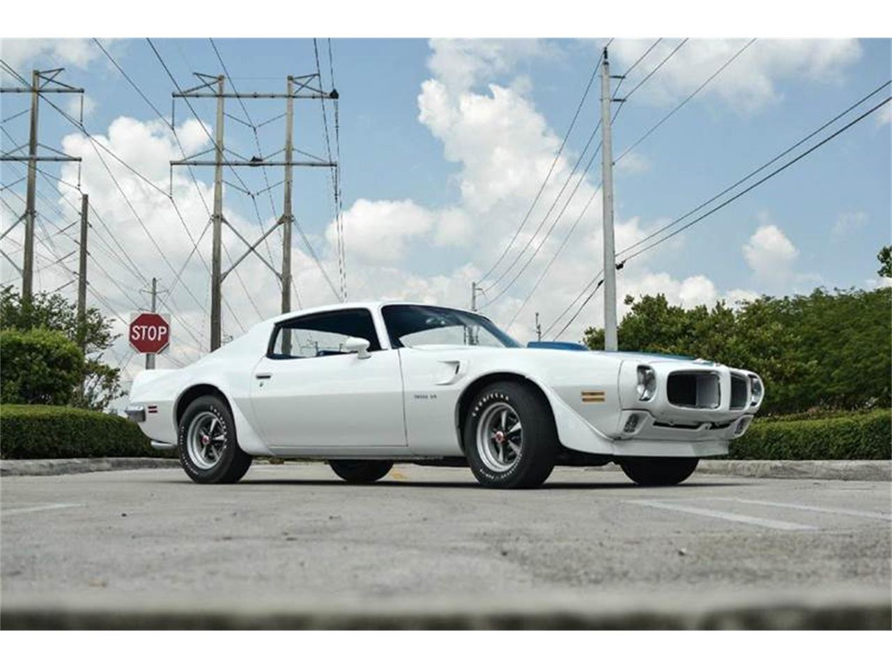 Large Picture of '70 Firebird Trans Am - L7JU