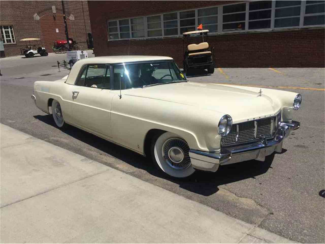 Large Picture of Classic '56 Continental Mark II located in Orlando Florida - L7K7