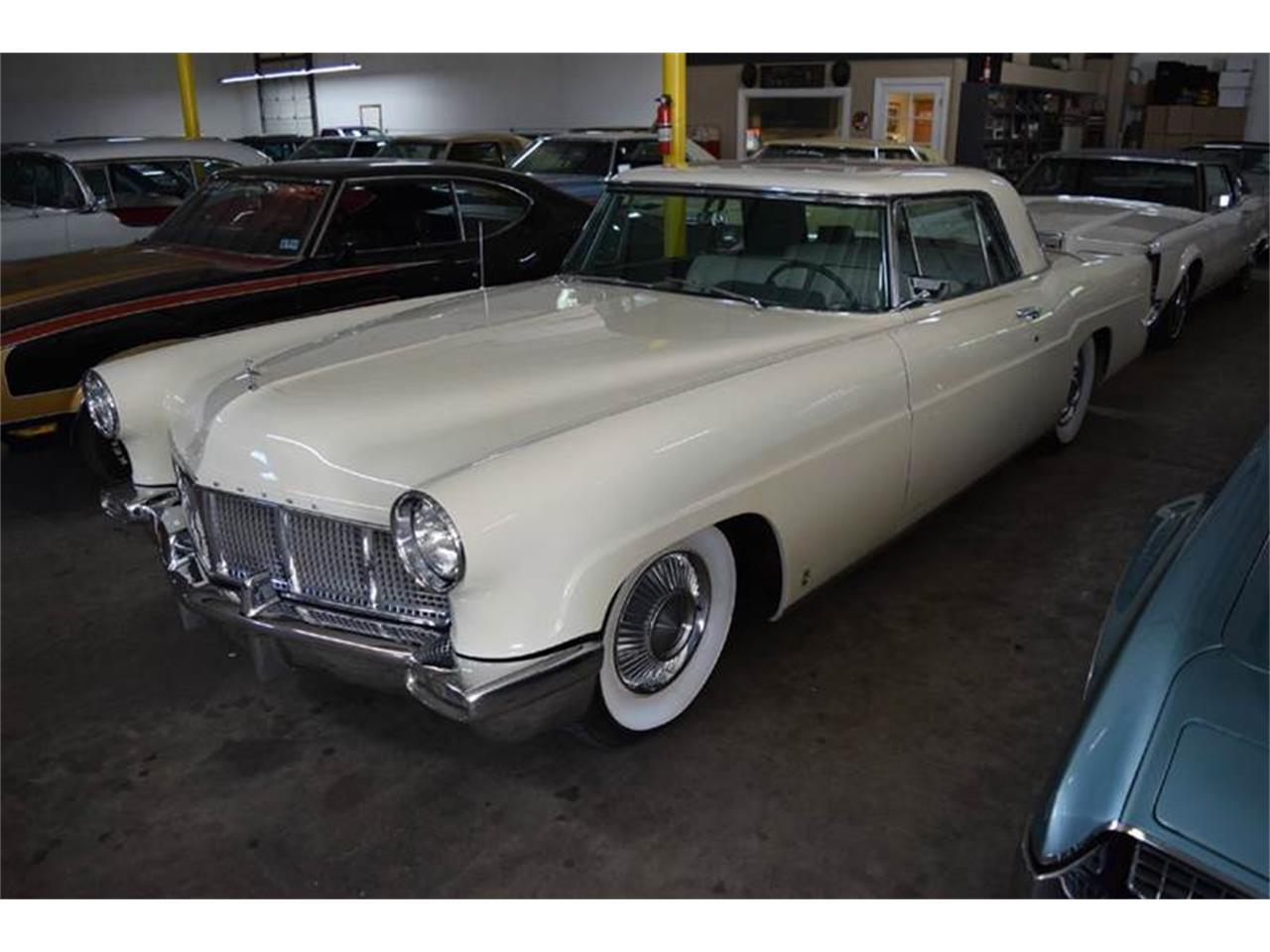 Large Picture of Classic '56 Continental Mark II Offered by Orlando Classic Cars - L7K7