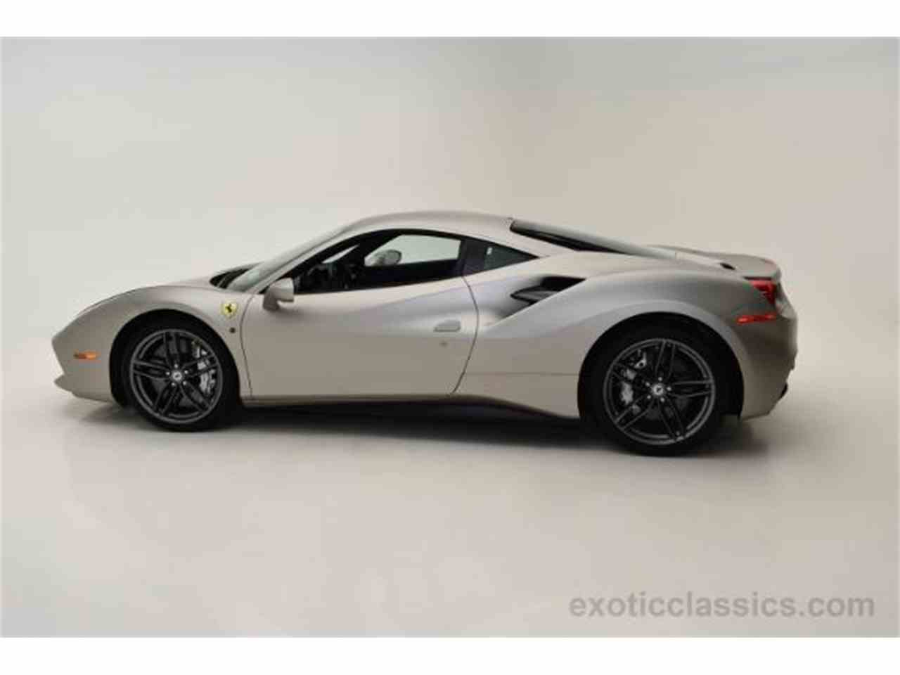 Large Picture of 2016 Ferrari 488 GTB located in Syosset New York Offered by Champion Motors - L7KE