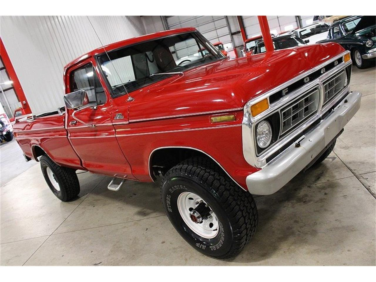 Ford F250 8 Foot Bed For Sale >> 1977 Ford F250 for Sale   ClassicCars.com   CC-989590