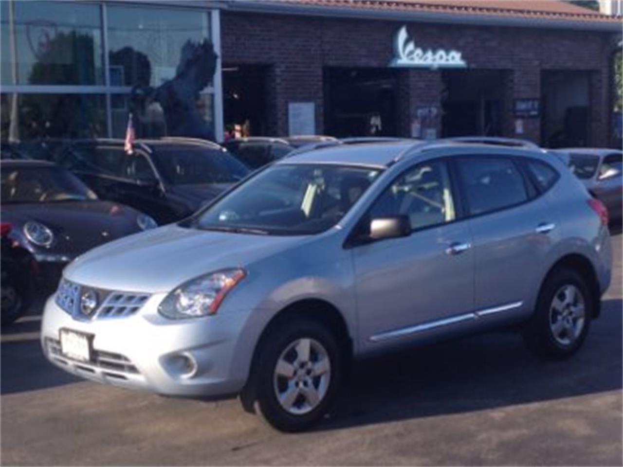 2014 Nissan Rogue Select For Sale Classiccarscom Cc 989611