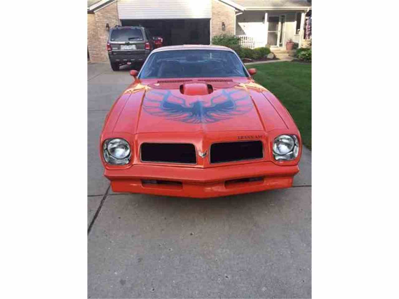 Large Picture of '76 Firebird Trans Am - L7LP