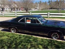 Picture of Classic '67 GTO located in Norton Massachusetts Offered by a Private Seller - L7LV