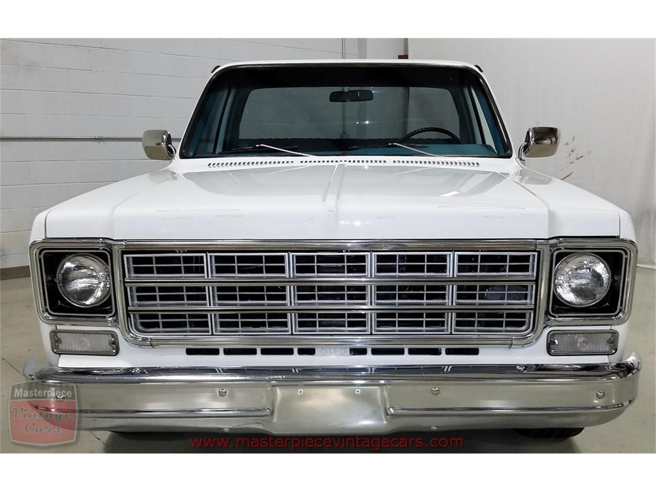 Large Picture of '78 Silverado - L7M9
