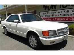 Picture of 1985 Mercedes-Benz 500SEC located in Redlands California - $7,995.00 - L7MB