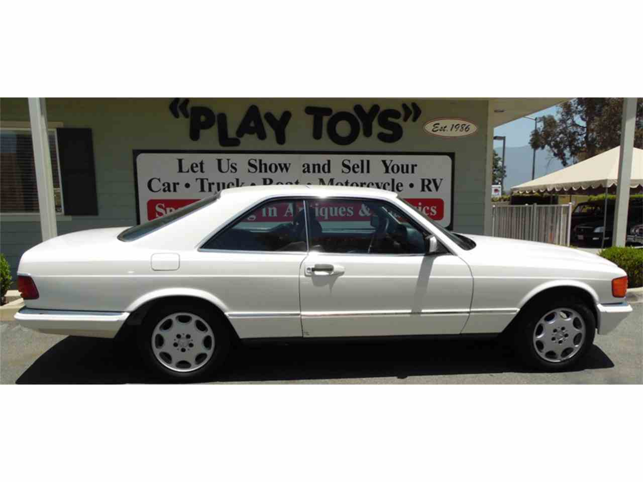 Large Picture of 1985 500SEC Offered by Play Toys Classic Cars - L7MB