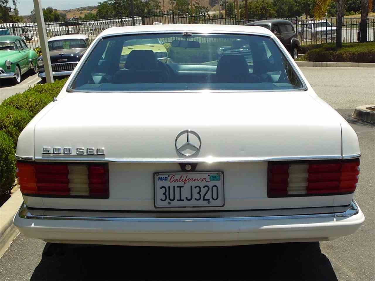 Large Picture of 1985 500SEC - $7,995.00 Offered by Play Toys Classic Cars - L7MB