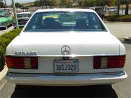 Picture of 1985 Mercedes-Benz 500SEC located in Redlands California Offered by Play Toys Classic Cars - L7MB
