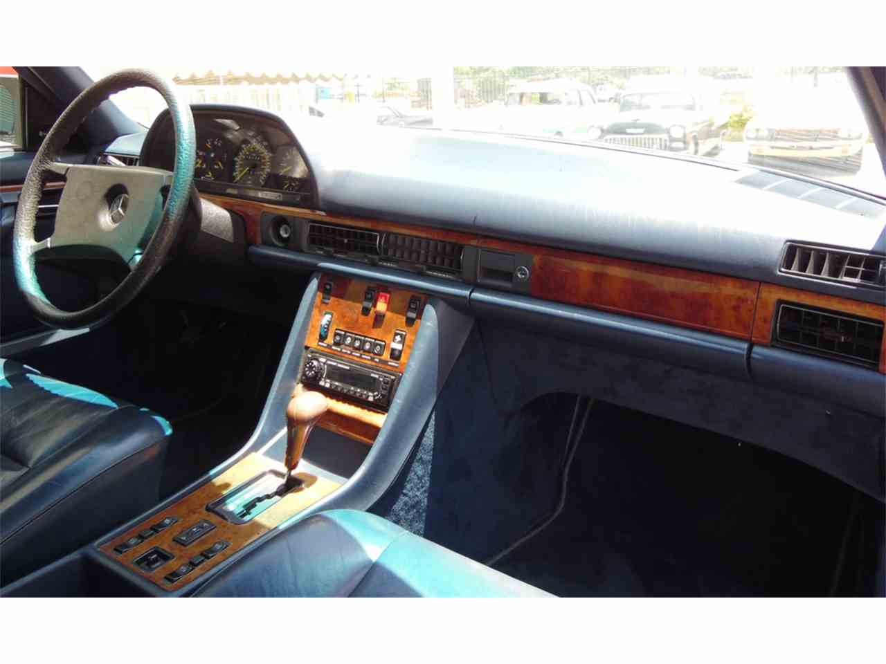 Large Picture of 1985 Mercedes-Benz 500SEC Offered by Play Toys Classic Cars - L7MB